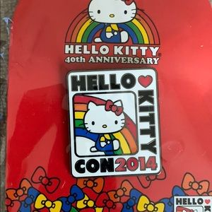 Loungefly Other - Hello Kitty Con pin